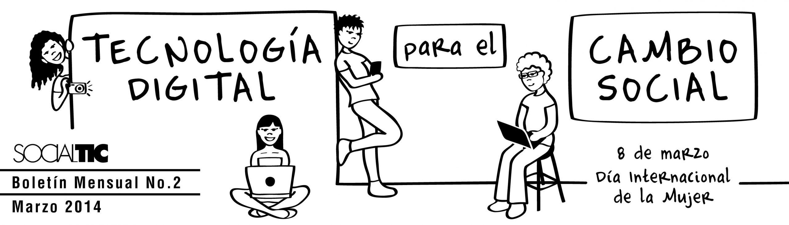 Mujeres + TIC, herramientas dateras y #CensuraMX