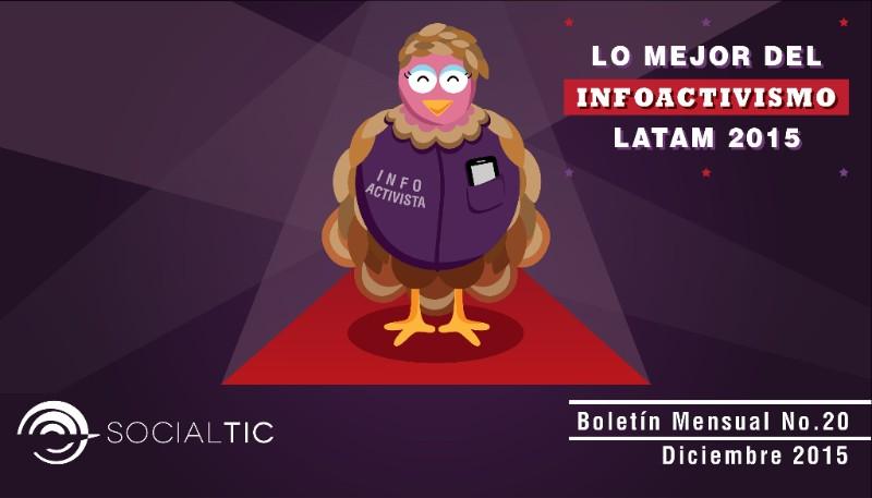 Abre este regalo : Lo Mejor del Infoactivismo Latinoamericano 2015