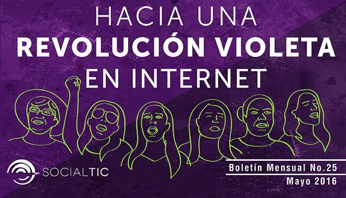 Hacia una revolución violeta en internet