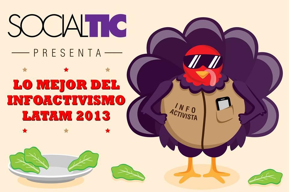 Lo Mejor del Infoactivismo LATAM 2013