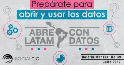 Rumbo a Abrelatam – Con Datos 2017, encuentro datero que abre Latinoamérica