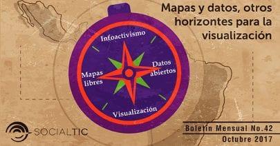 Mapas libres, datos abiertos, visualización e infoactivismo