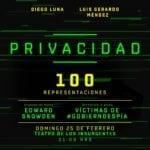 Mensajes de Edward Snowden sobre Privacidad
