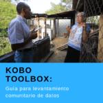 Guía Kobo: levantamiento comunitario de datos