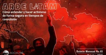 ArdeLatam 🔥 activismo en tiempos de convulsión