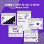 Retos cívico - tecnológicos para el 2020