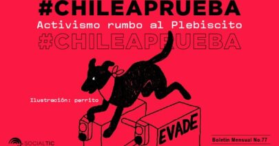 Activismo rumbo al Plebiscito en Chile – Mitos y monstruos de la seguridad digital