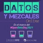 Resumen del #DatosyMezcales en el #OpenDataDay 2021