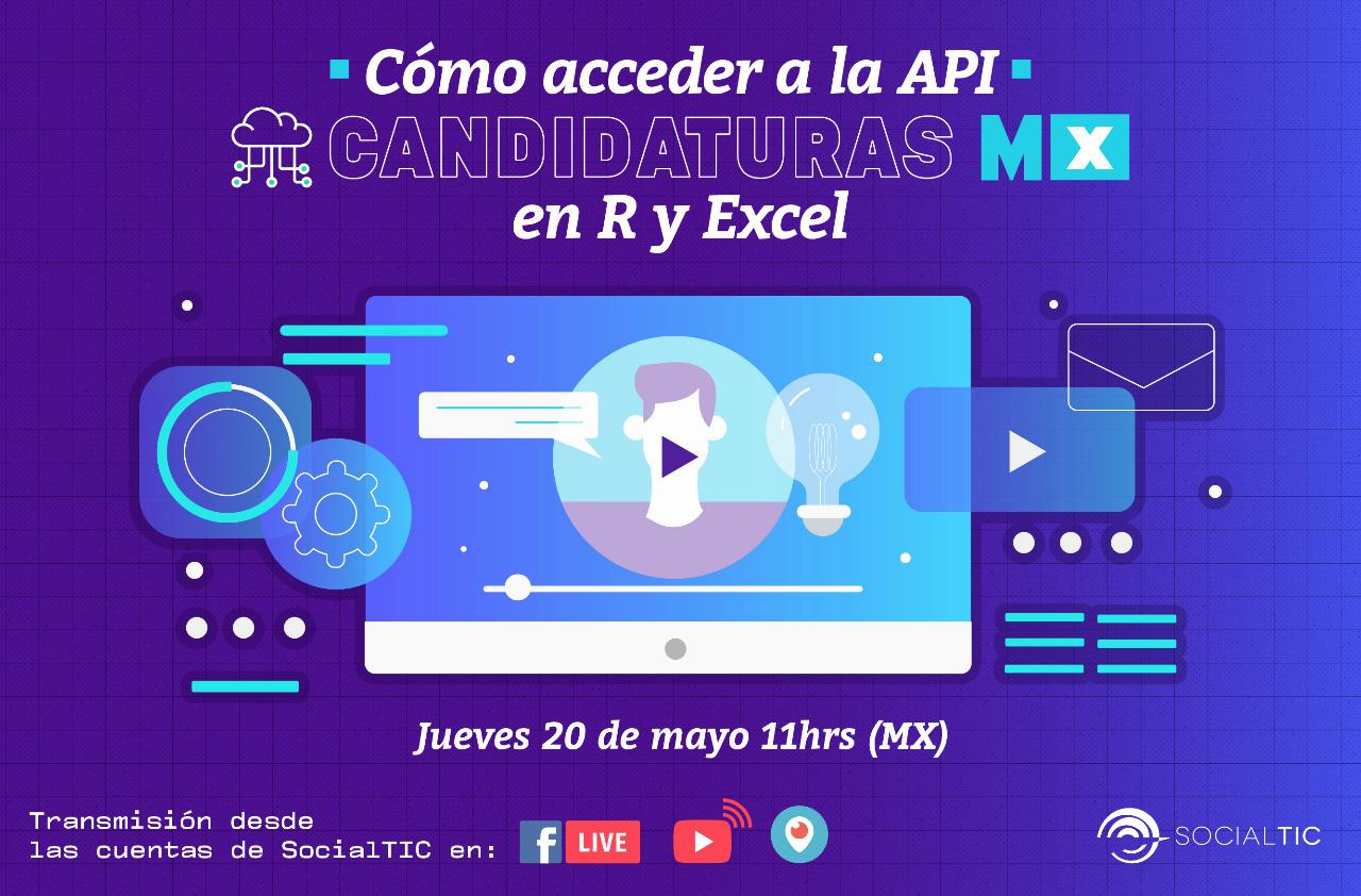 Taller API CandidaturasMX