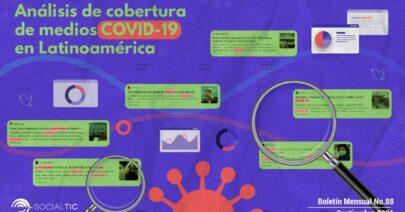 Datos y COVID-19: Análisis de cobertura de medios en LATAM